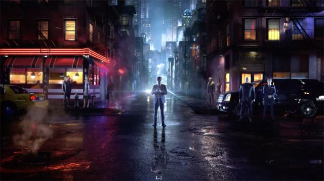 Daredevil Motion Poster