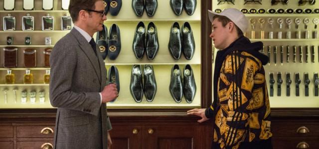 Kingsman: The Secret Service: Colin Firth and Taron Egerton interviewed