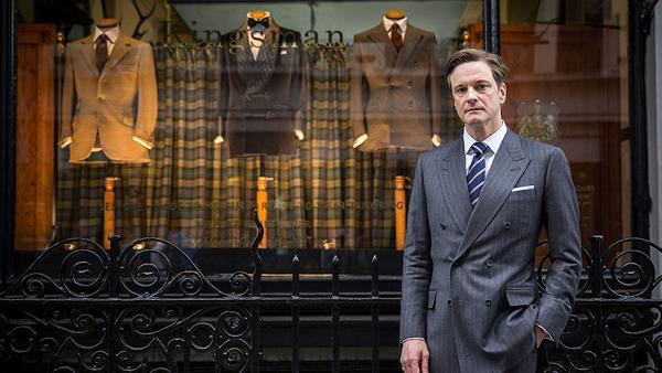 Kingsman Colin Firth Taron Egerton Interview 1
