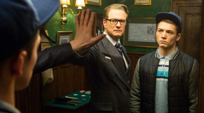 Taron Egerton Colin Firth Interview