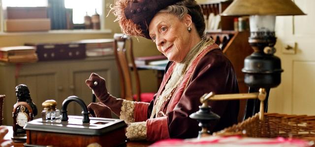 """""""Downton Abbey"""" – Maggie Smith nimmt nach Season 6 den Hut"""