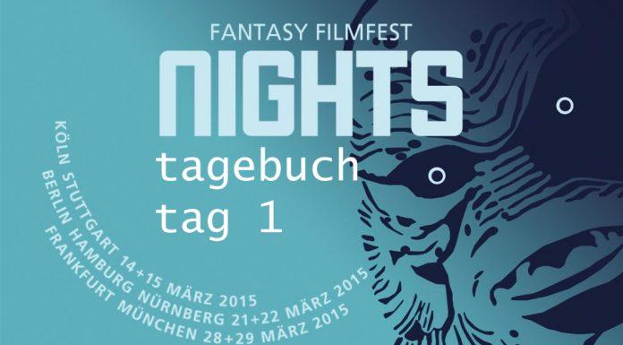 Fantasy Filmfest Nights 2015 Tag 1