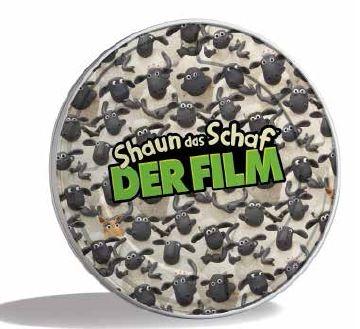 Shaun das Schaf Gewinnspiel Filmdose