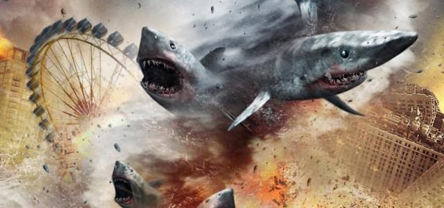 Sharknado 3: Oh Hell No! – Titel und Ausstrahlungstermin stehen fest
