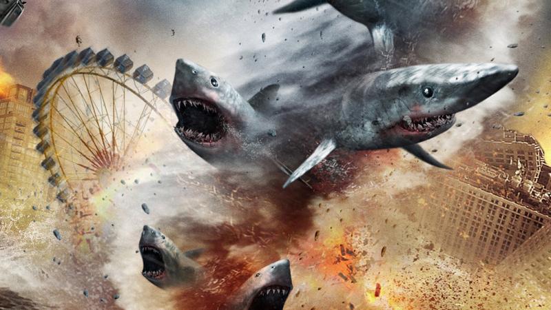 Sharknado 3 Start