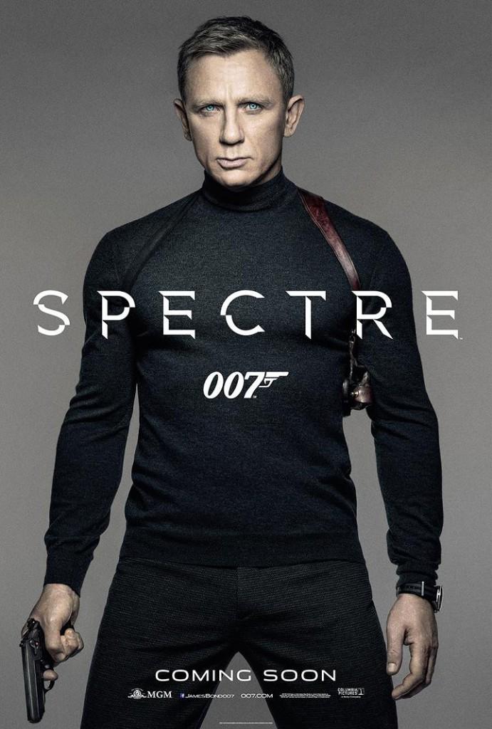 Spectre Teaser Poster