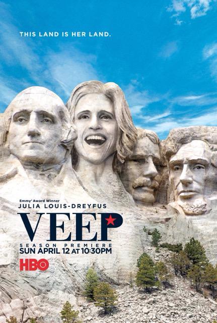 Veep Season 4 Trailer & Poster