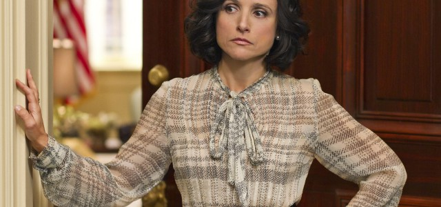 """Julia Louis-Dreyfus findet keine Worte im Trailer zu """"Veep"""" Season 4"""