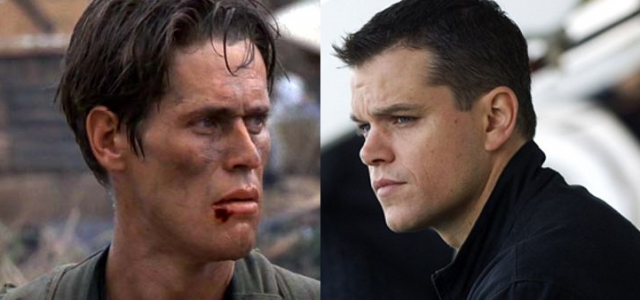 Willem Dafoe und Matt Damon reisen nach China für The Great Wall