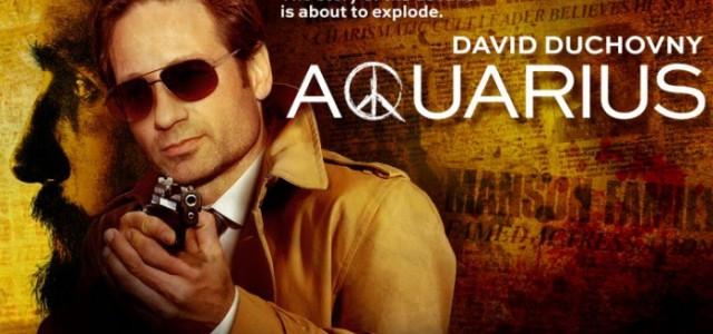 """David Duchovny jagt Charles Manson im Trailer zur NBC-Serie """"Aquarius"""""""