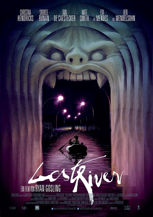Lost River Trailer & Poster