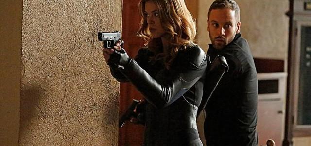 """Adrianne Palicki und Nick Blood im Spin-Off zu """"Agents of S.H.I.E.L.D."""""""