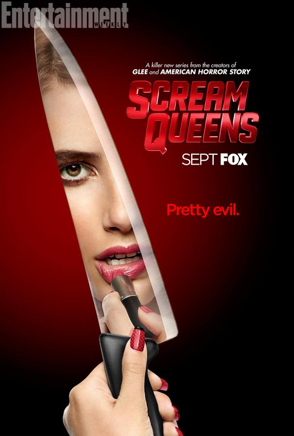 Scream Queens Poster 1