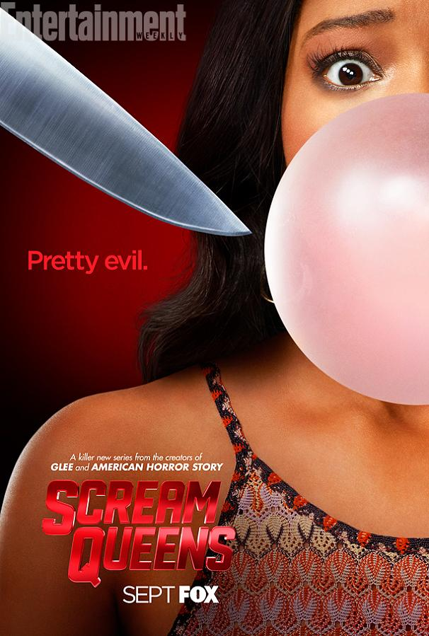 Scream Queens Poster 3