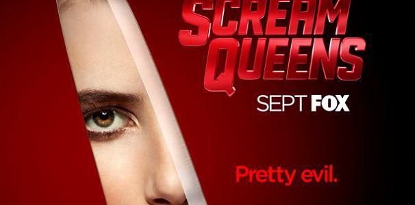 """Große Augen und scharfe Messer: Drei Poster zu """"Scream Queens"""""""