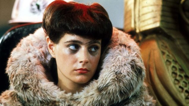 Sean Young Blade Runner 2