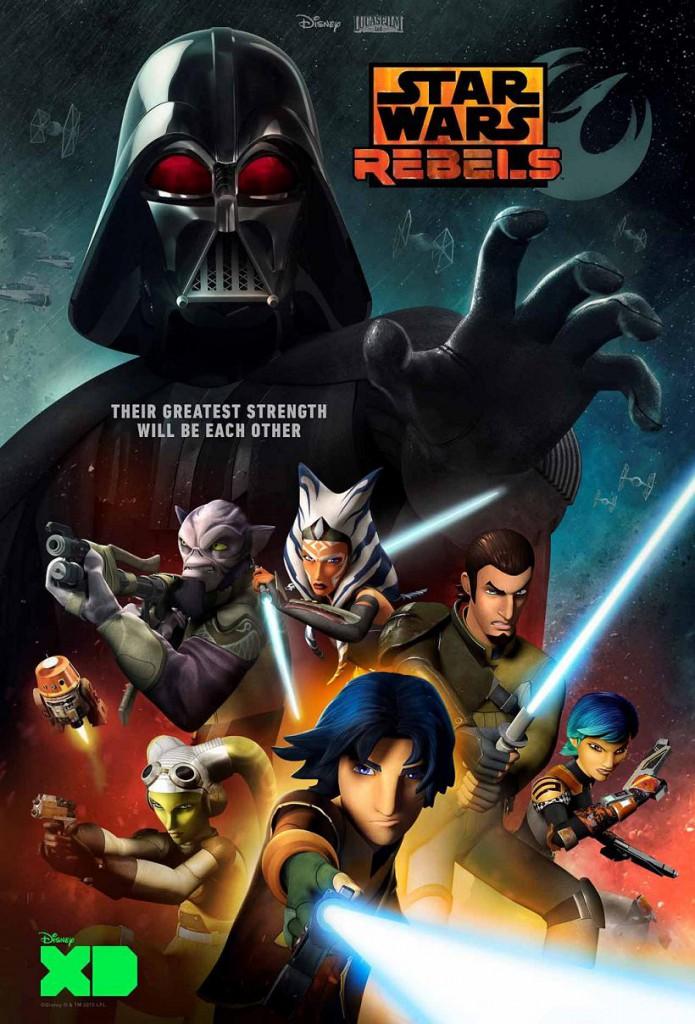 Star Wars Rebels Season 2 Trailer & Poster