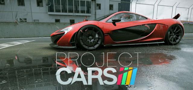"""Neuer Trailer und Releasetermin für Rennspiel """"Project Cars"""""""
