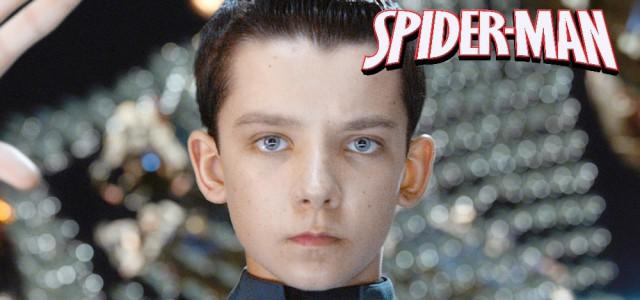 Wird Asa Butterfield zu Marvels neuem Spider-Man?