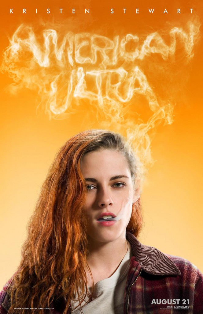 American Ultra Trailer & Poster 2