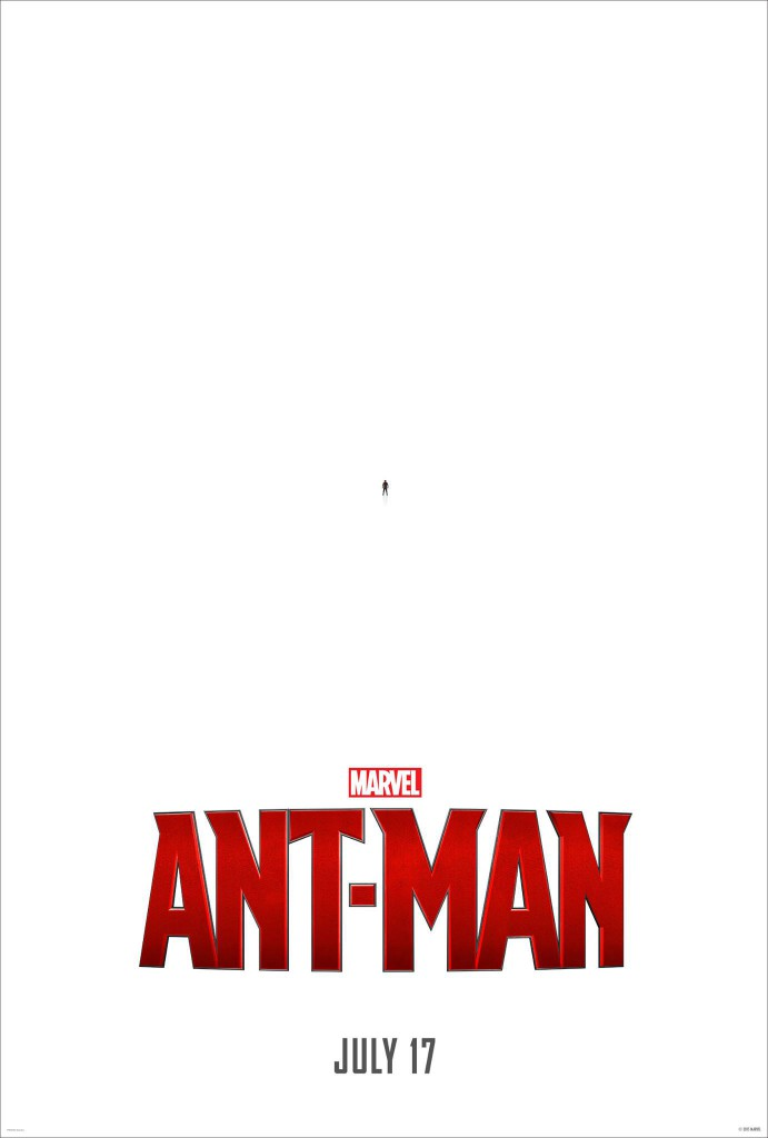 Ant Man Poster Teaser