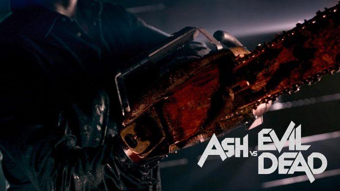 Ash vs Evil Dead Teaser