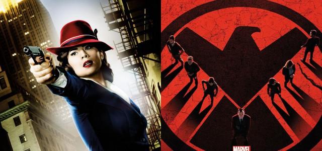 """Bestätigt: """"Agents of S.H.I.E.L.D."""" Season 3 & """"Agent Carter"""" Season 2"""