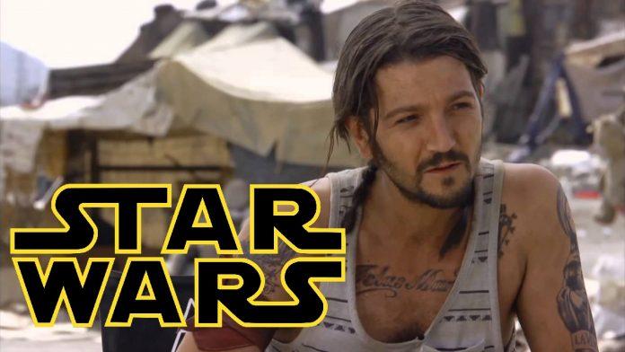 Star Wars Rogue One Diego Luna