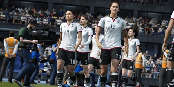 """""""FIFA 16"""": Releasetermin und Frauenfußball im Trailer angekündigt"""