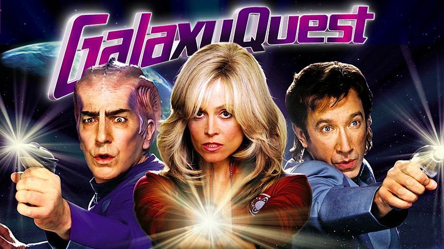 Galaxy Quest Serie