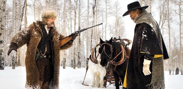 The Hateful Eight: Noch mehr Fotos aus Quentin Tarantinos Western