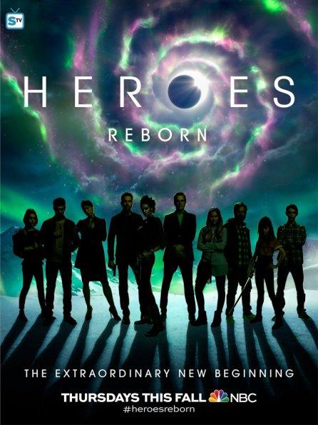 Greg Grunberg Heroes Reborn 1