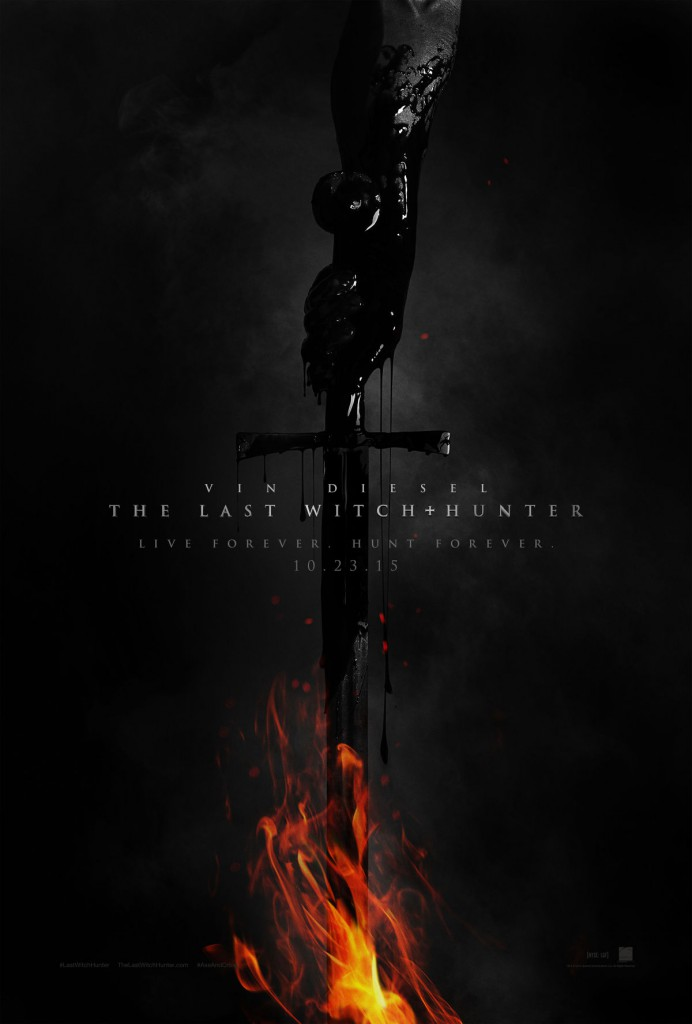 The Last Witch Hunter Trailer & Poster