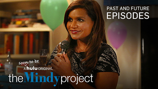 The Mindy Project Season 4 Hulu 1