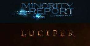 Lucifer Minority Report Trailer