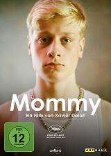 Mommy (2014) DVD Cover