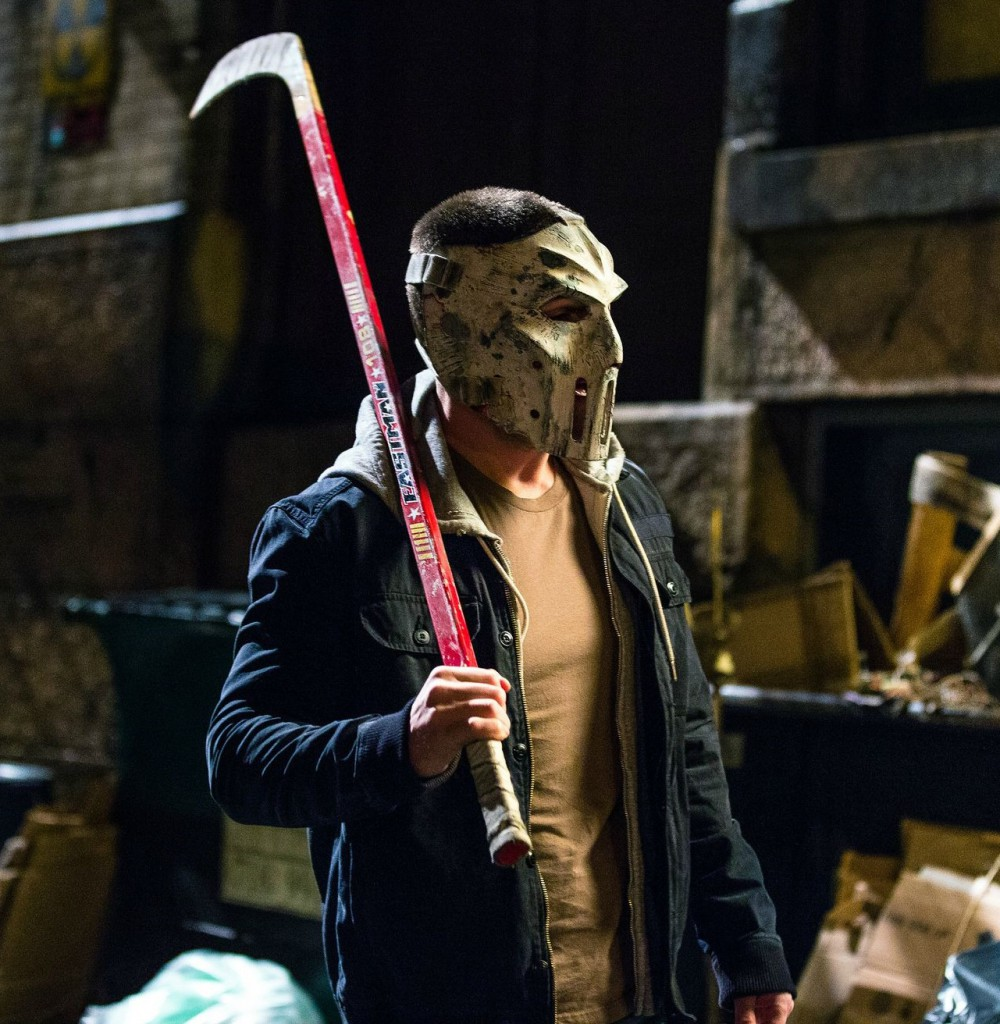 Ninja Turtles 2 Casey Jones Bild