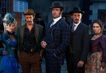Ripper Street Staffel 4