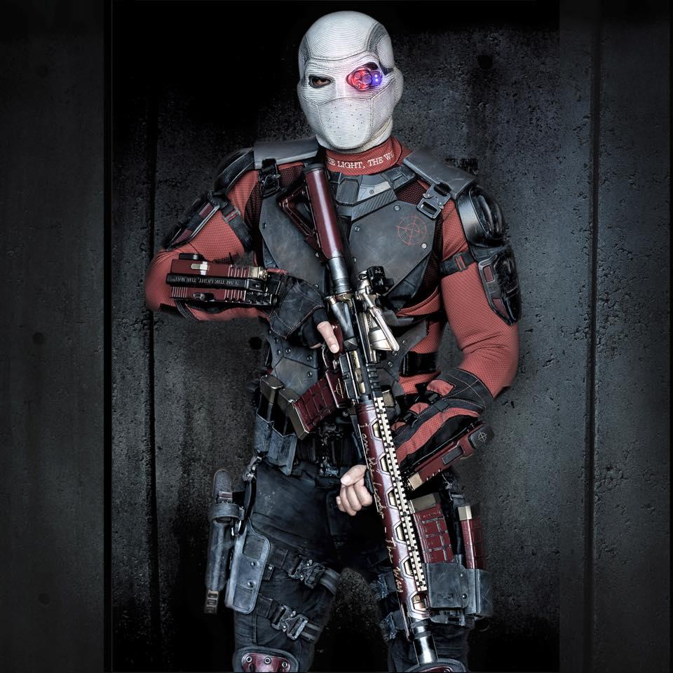 Suicide Squad Cast Deadshot