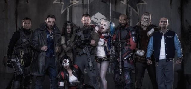 Der Suicide Squad versammelt sich im ersten offiziellen Cast-Foto!