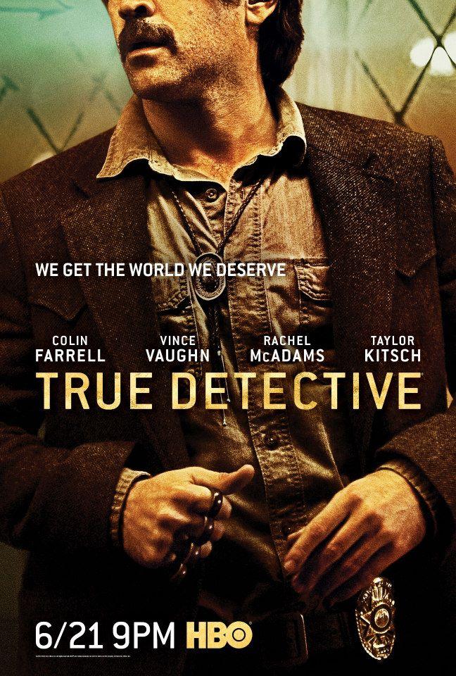 True Detective Staffel 2 Trailer & Poster 1