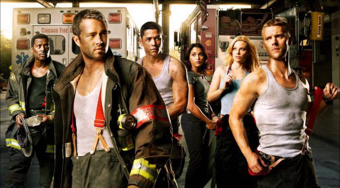 Chicago Fire Staffel 4 Start