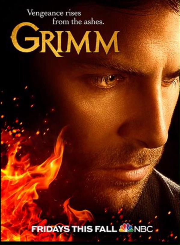 Grimm Staffel 5 Start Poster