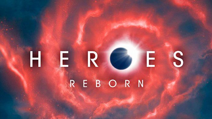 Heroes Reborn Start Teaser Poster