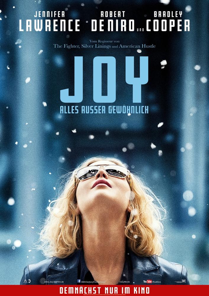 Joy Poster deutsch