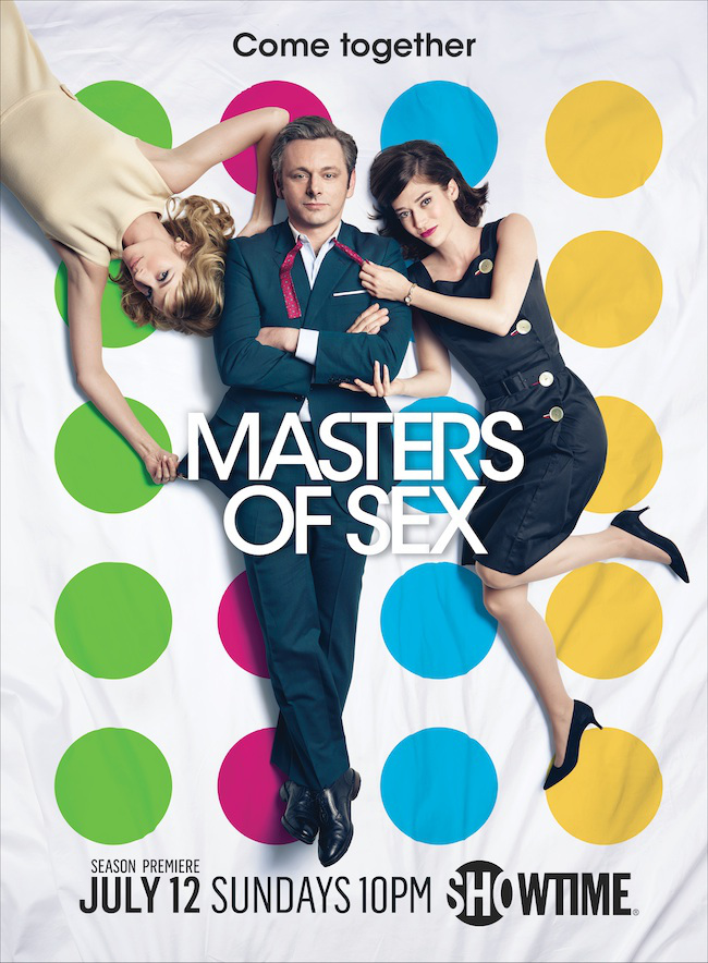 Masters of Sex Staffel 3 Trailer & Poster