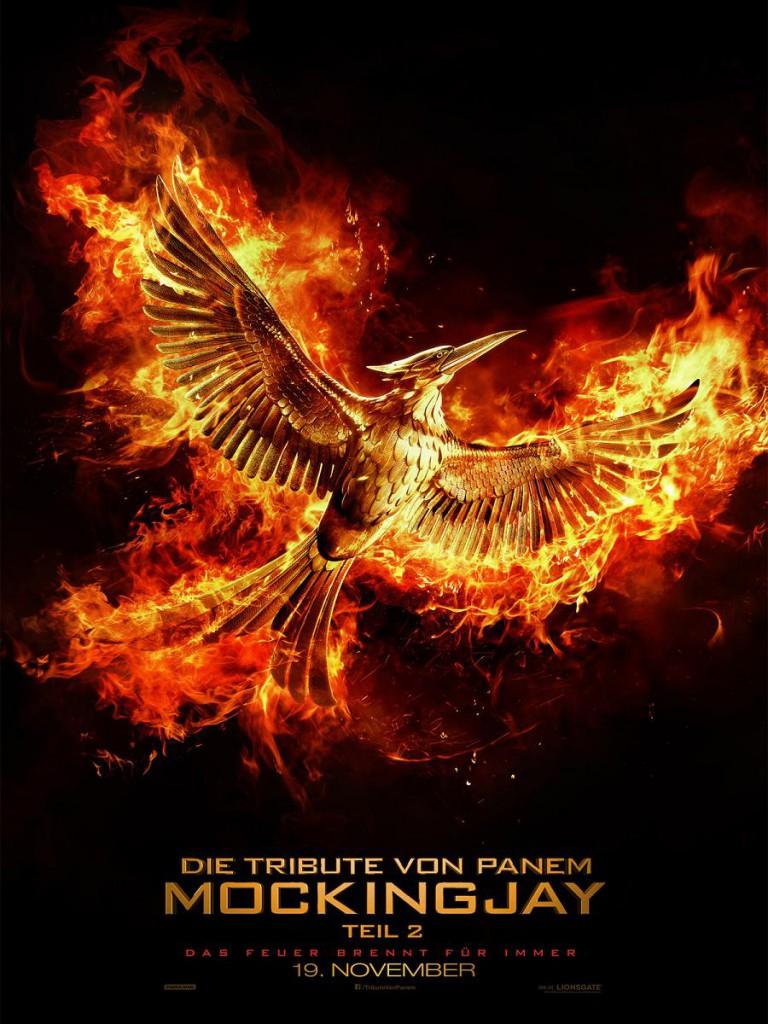 Mockingjay Teil 2 Trailer & Poster 2