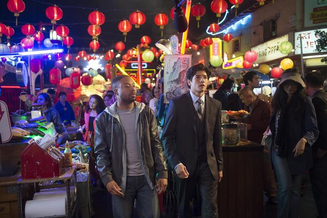 Rush Hour Serie Trailer 3