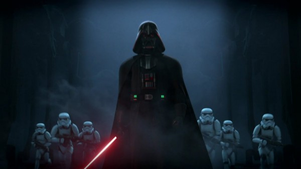 Star Wars Rebels Season 2 Spot