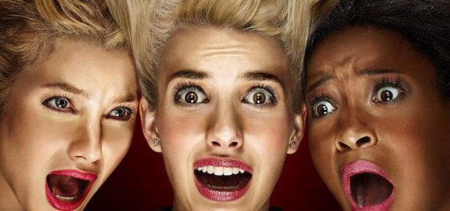 """Das neue """"Scream Queens""""-Plakat wird dem Serientitel gerecht"""